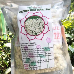 hạt sen khô Tịnh Tâm Huế